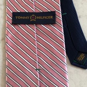 Tommy HILFIGER Men's Silk Neck Tie